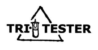 mark for TRI· TESTER, trademark #76654180