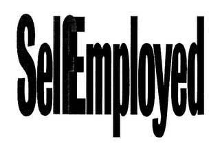 mark for SELFEMPLOYED, trademark #76654228