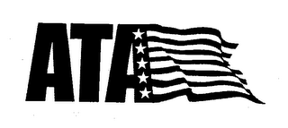 mark for ATA, trademark #76654256