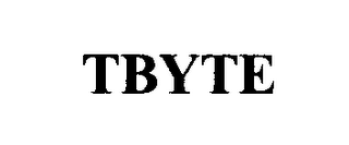 mark for TBYTE, trademark #76654383