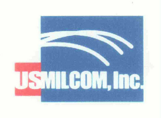 mark for USMILCOM, INC., trademark #76654970