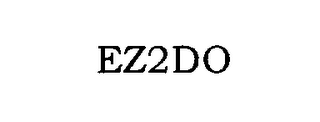 mark for EZ2DO, trademark #76655107