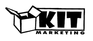 mark for KIT MARKETING, trademark #76655208