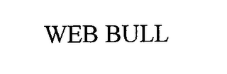 mark for WEB BULL, trademark #76655226