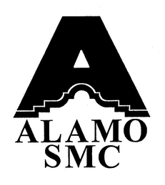 mark for A ALAMO SMC, trademark #76655319