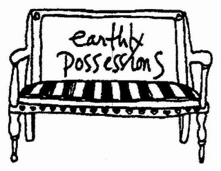 mark for EARTHLY POSSESSIONS, trademark #76655384