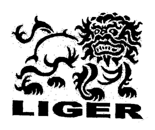 mark for LIGER, trademark #76656576
