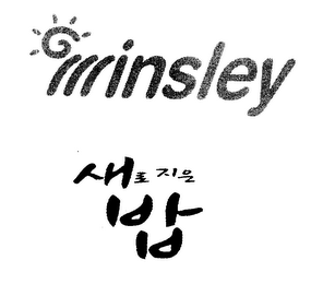 mark for MINSLEY, trademark #76659442