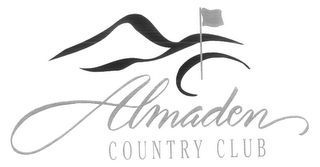 mark for ALMADEN COUNTRY CLUB, trademark #76659738