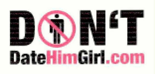mark for DON'T DATEHIMGIRL.COM, trademark #76659838