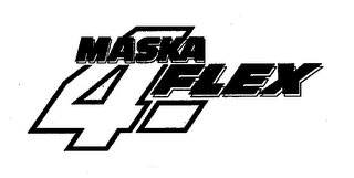 mark for MASKA 4 FLEX, trademark #76660427