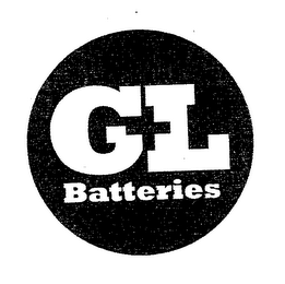 mark for GL BATTERIES, trademark #76660937