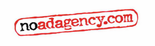 mark for NOADAGENCY.COM, trademark #76661236