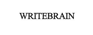 mark for WRITEBRAIN, trademark #76661474