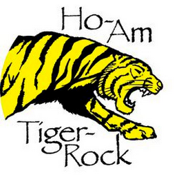 mark for HO-AM TIGER-ROCK, trademark #76661649