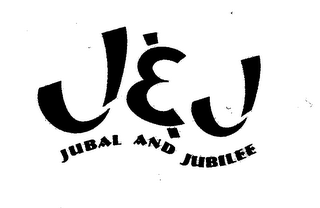 mark for J & J JUBAL AND JUBILEE, trademark #76662662