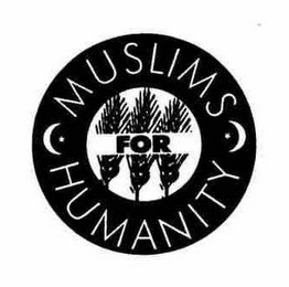mark for MUSLIMS FOR HUMANITY, trademark #76662926