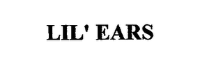 mark for LIL' EARS, trademark #76663587