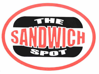 mark for THE SANDWICH SPOT, trademark #76664123
