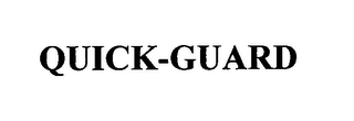 mark for QUICK-GUARD, trademark #76664383