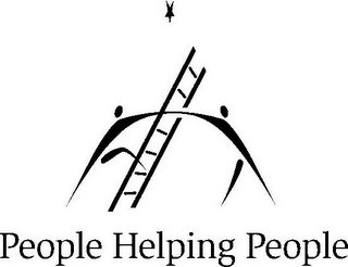 mark for PEOPLE HELPING PEOPLE, trademark #76664655
