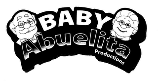 mark for BABY ABUELITA PRODUCTIONS, trademark #76664962