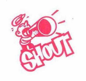 mark for SHOUT, trademark #76665830