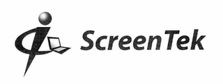 mark for SCREEN TEK, trademark #76666723