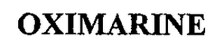 mark for OXIMARINE, trademark #76670394