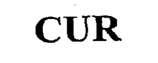 mark for CUR, trademark #76671589