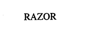 mark for RAZOR, trademark #76672078