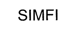 mark for SIMFI, trademark #76672865