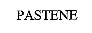 mark for PASTENE, trademark #76675067