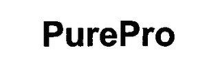mark for PUREPRO, trademark #76675100