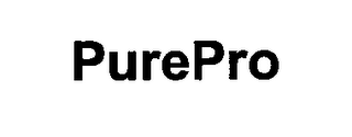 mark for PUREPRO, trademark #76675103