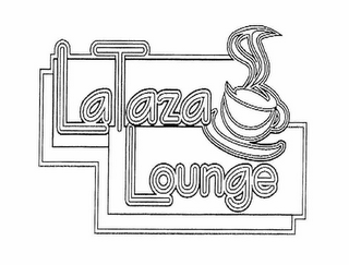 mark for LATAZA LOUNGE, trademark #76675392