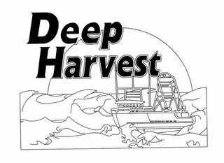 mark for DEEP HARVEST, trademark #76676617