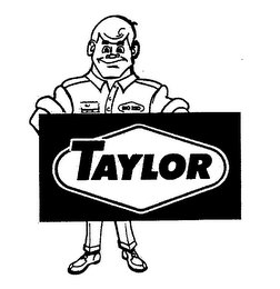 mark for BIG RED TAYLOR, trademark #76676819
