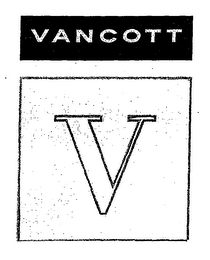 mark for V VANCOTT, trademark #76677054