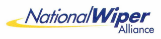 mark for NATIONALWIPER ALLIANCE, trademark #76678260