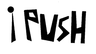 mark for IPUSH, trademark #76678469