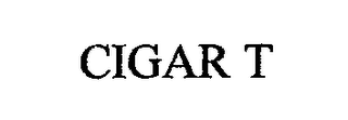 mark for CIGAR T, trademark #76681412