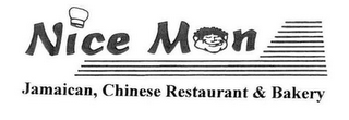 mark for NICE MON JAMAICAN CHINESE RESTAURANT AND BAKERY, trademark #76683217
