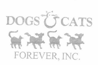 mark for DOGS & CATS FOREVER, INC., trademark #76683223