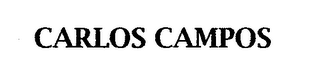 mark for CARLOS CAMPOS, trademark #76685599
