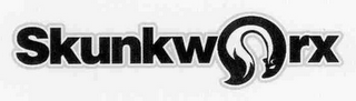 mark for SKUNKW RX, trademark #76698650