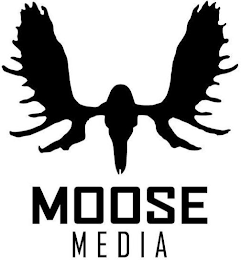 mark for MOOSE MEDIA, trademark #76699333