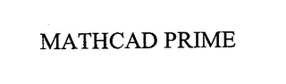 mark for MATHCAD PRIME, trademark #76699433