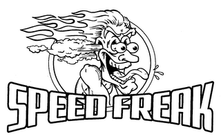 mark for SPEED FREAK, trademark #76699741