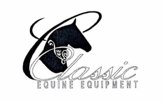 mark for CLASSIC EQUINE EQUIPMENT, trademark #76700354